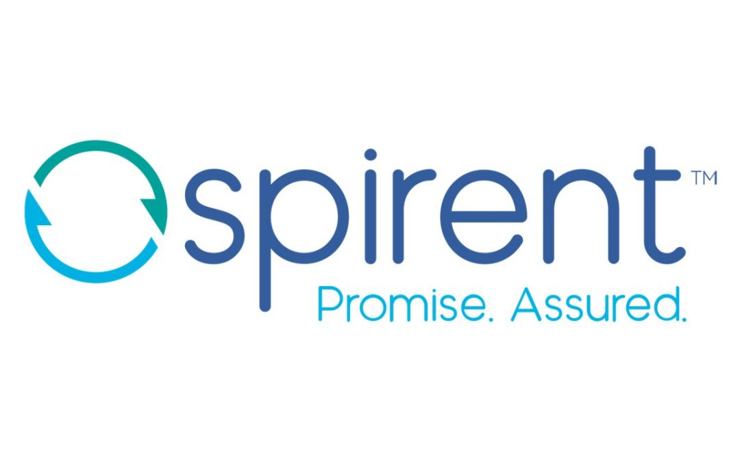 "Briefing posted on Spirent's ""In The News"""