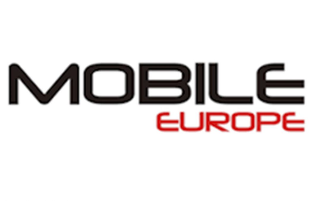 Cited in Mobile Europe