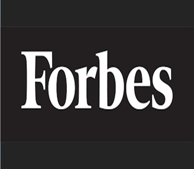 Cited in Forbes